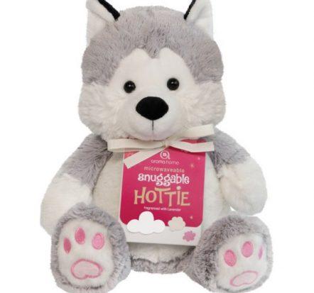 Aroma Home Huskey Snuggable Hottie