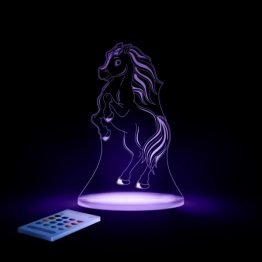 Aloka Pony Sleepy Light LED Night Light with Remote