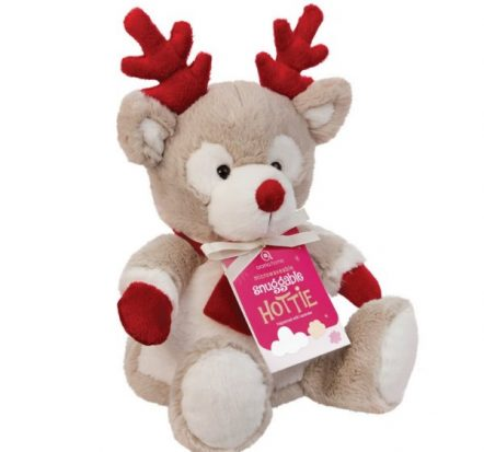 Aroma Home Reindeer Snuggable Hottie