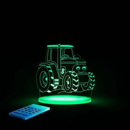 Aloka Tractor Sleepy Light LED Night Light with Remote