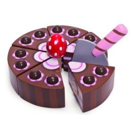 Le Toy Van Honeybake Chocolate Gateau Cake
