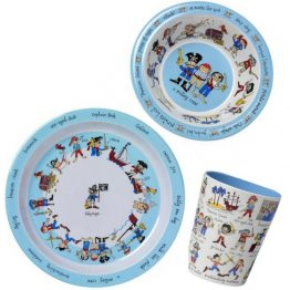 Tyrrell Katz Melamine Set Pirates