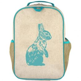 SoYoung Aqua Bunny Grade School Backpack