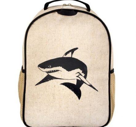 SoYoung Black Shark Toddler Backpack