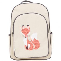 Apple & Mint Fox Big Kid Backpack