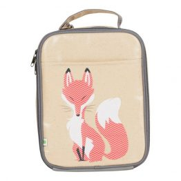 Apple & Mint Fox Lunch Bag
