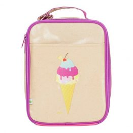 Apple & Mint Ice Cream Lunch Bag