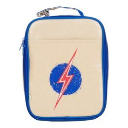 Apple & Mint Lightning Bolt Lunch Bag