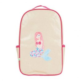 Apple & Mint Mermaid Little Kid Backpack