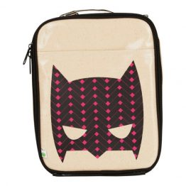 Apple & Mint Superhero Pink Lunch Bag