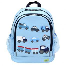 Bobble Art Large PVC Backpack - Traffic