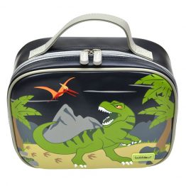 Bobble Art Lunch Box Dinosaur - New
