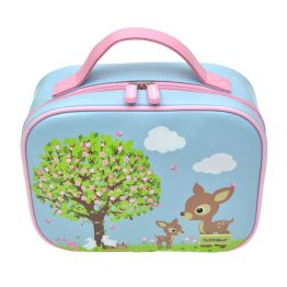 Bobble Art Lunch Box Woodland - New