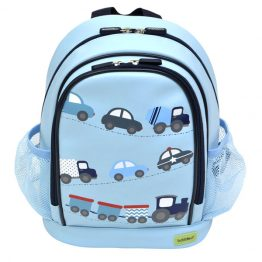 Bobble Art Small PVC Backpack - Traffic