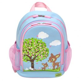 Bobble Art Small PVC Backpack - Woodland