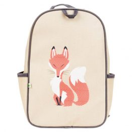 Apple & Mint Fox Little Kid Backpack