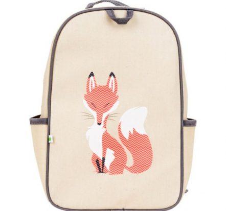 Apple & Mint Fox Little Kid Backpack