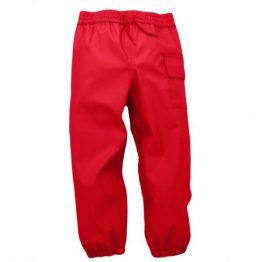 Hatley Red Splash Pants
