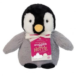 Aroma Home Penguin Snuggable Hottie