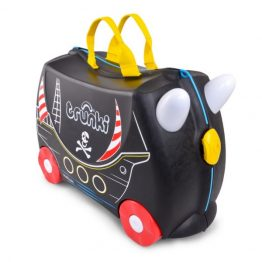 Trunki Kids Ride On Suitcase Pedro Pirate