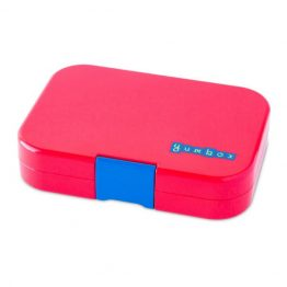 Bento Yumbox Original Leakproof Lunch Box Aztec Red