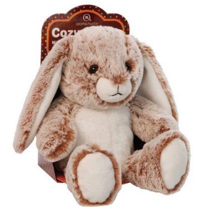 Aroma Home Cosy Hottie Brown Bunny