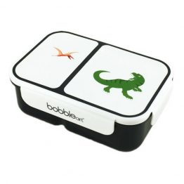 Bobble Art Dinosaur Bento Snack Box