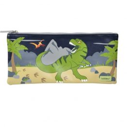 Bobble Art Large Pencil Case Dinosaur