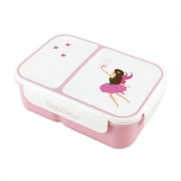 Bobble Art Fairy Bento Snack Box
