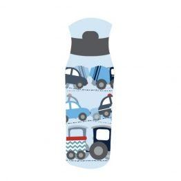 Bobble Art Cars Tritan Plastic Drink Bottle