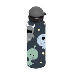 Bobble Art Monsters Stainless Steel Drink Bottle