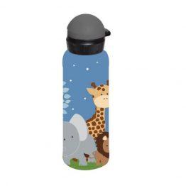 Bobble Art Safari Stainless Steel Drink Bottle
