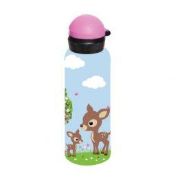 bobble-art-stainless-steel-drink-bottle-woodland