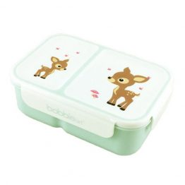 Bobble Art Woodland Bento Nude Food Container