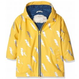 Hatley Boys Lightning Bolt Splash Jacket Raincoat