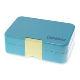 Bento Yumbox Cannes Blue Mini Snack Box