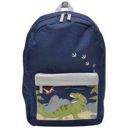 Bobble Art Dinosaur Coated Backpack