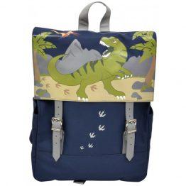 Bobble Art Dinosaur Satchel Backpack