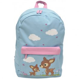 Bobble Art Woodland Coated Backpack