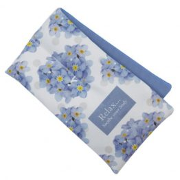 Aroma Home Forget Me Not Floral Body Wrap