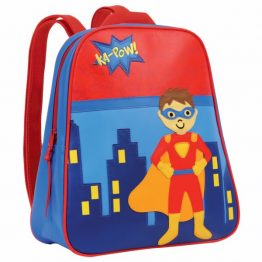 Stephen Joseph Go-Go Backpack Superhero