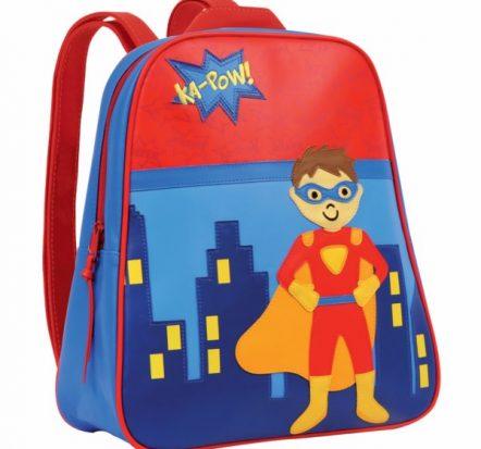 Stephen Joseph Go-Go Backpack Superhero