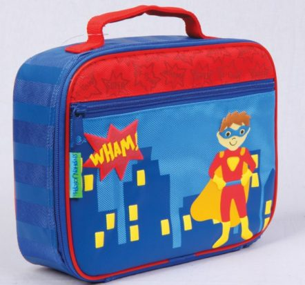 Stephen Joseph Superhero Lunch Box