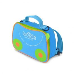 Trunki 2 in 1 Blue Lunch Bag Backpack