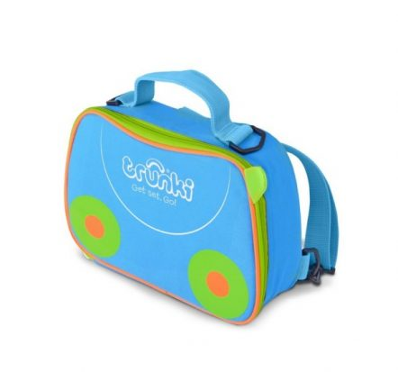 Trunki 2 in 1 Blue Lunch Bag Backpack