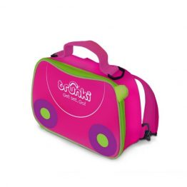 Trunki 2 in 1 Pink Lunch Bag Backpack