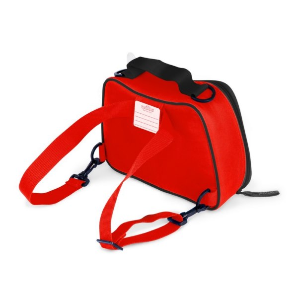 Trunki 2 in 1 Red Lunch Bag Backpack - Kids Bags 1412ef21aa