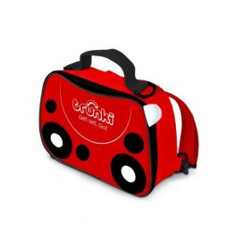 Trunki 2 in 1 Red Lunch Bag Backpack