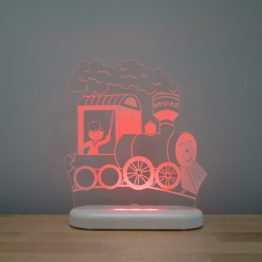Aloka Sleepy Light USB LED Night Light Train