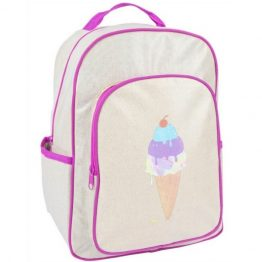 Apple & Mint Ice Cream Big Kid Backpack
